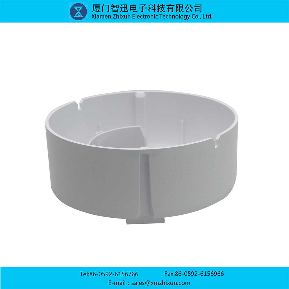 PBT pure white high quality LED energy saving home office ceiling downlight 06A drive box lamp housing assembly lamp holder lamp cup assembly
